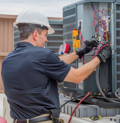 Comm Vent Maintenance Services